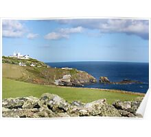 The Lizard Cornwall Poster