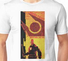 Half Life Metro Police Propaganda  Unisex T-Shirt