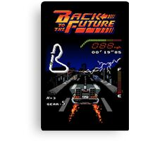 Back to the Future! Canvas Print