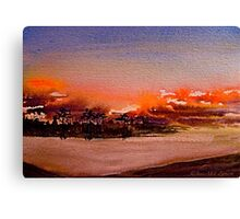 Landscape...Nothing Gold can Stay Canvas Print