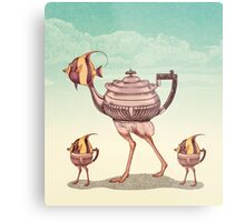 The Teapostrish Family Metal Print