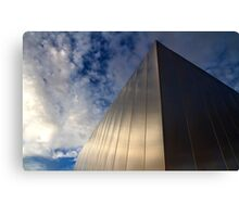 The Cube Canvas Print