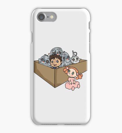 A Box of Trolls iPhone Case/Skin