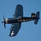 F4U Corsair by Anthony Roma