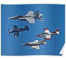 Legacy Flight Poster