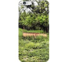Trails and Treasure Fields iPhone Case/Skin