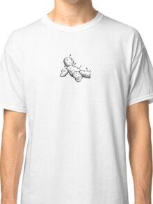 Poppet - Black on White Classic T-Shirt