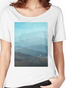 Aquamarine Women's Relaxed Fit T-Shirt
