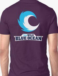 Wild Blue Ocean 4 T-Shirt