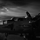 B-25 by Lee LaFontaine