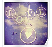 Love ♥ Poster
