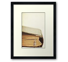 Happy Songs (Chorus) Framed Print