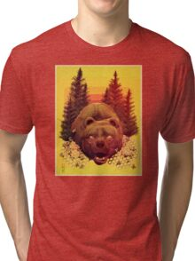 'OTSO-King of the Forest' Tri-blend T-Shirt