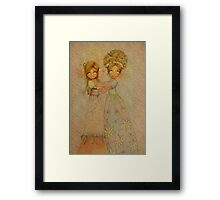 friends are special people Framed Print