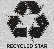 Recycled Star - Inverted Kids Clothes