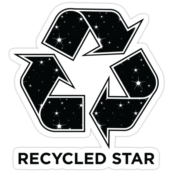 Recycled Star - Inverted by destinysagent