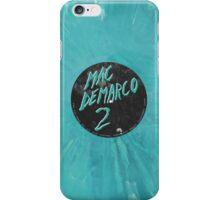 Mac Demarco Vinyl HQ iPhone Case/Skin