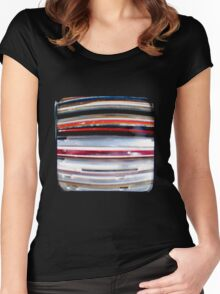 CD Stack - TTV Women's Fitted Scoop T-Shirt