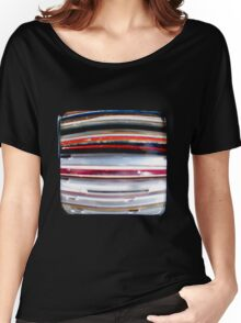 CD Stack - TTV Women's Relaxed Fit T-Shirt
