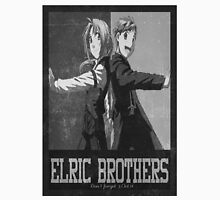 The Elric Brothers.....Don't Forget 3.oct.11 Unisex T-Shirt