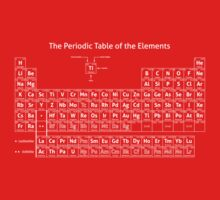 The Periodic Table of the Elements by destinysagent