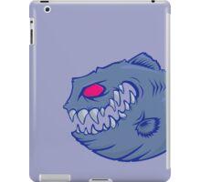 7 colors vector Piranha iPad Case/Skin