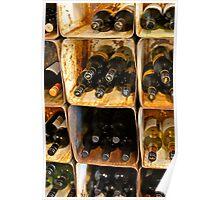 Bottles... Poster