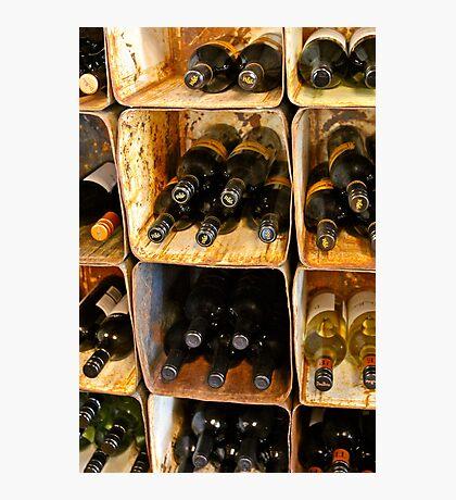 Bottles... Photographic Print