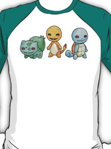 Poké Pals (Gen 1) T-Shirt
