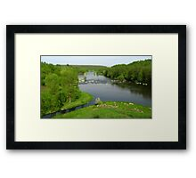 Mother Nature's Toys Framed Print