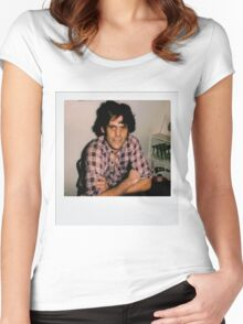 1982 POLAROID Women's Fitted Scoop T-Shirt