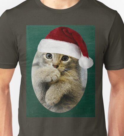 Kitten in da Hat Unisex T-Shirt