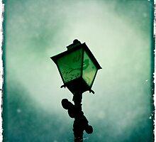The Green Comet by kibishipaul