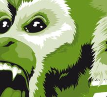 Squirrelmonkey Sticker