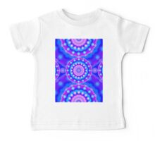 Mandala Psychedelic Visions Baby Tee