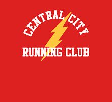 Central City Running Club – The Flash, Barry Allen Unisex T-Shirt