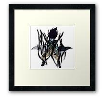Fairy Tail Framed Print