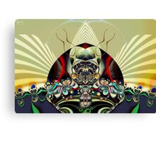 Horus (Egyptian) Canvas Print