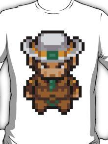 Clay Overworld Sprite T-Shirt
