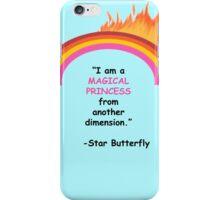 I am a MAGICAL PRINCESS iPhone Case/Skin