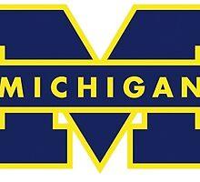 University of Michigan Logo by aburgerr