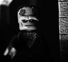 Legostein's Monster by ElDave