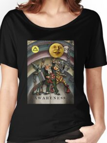 AWARENESS - from The Marvelous Oracle of Oz Women's Relaxed Fit T-Shirt