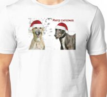 Greetings from the Greyhounds Unisex T-Shirt