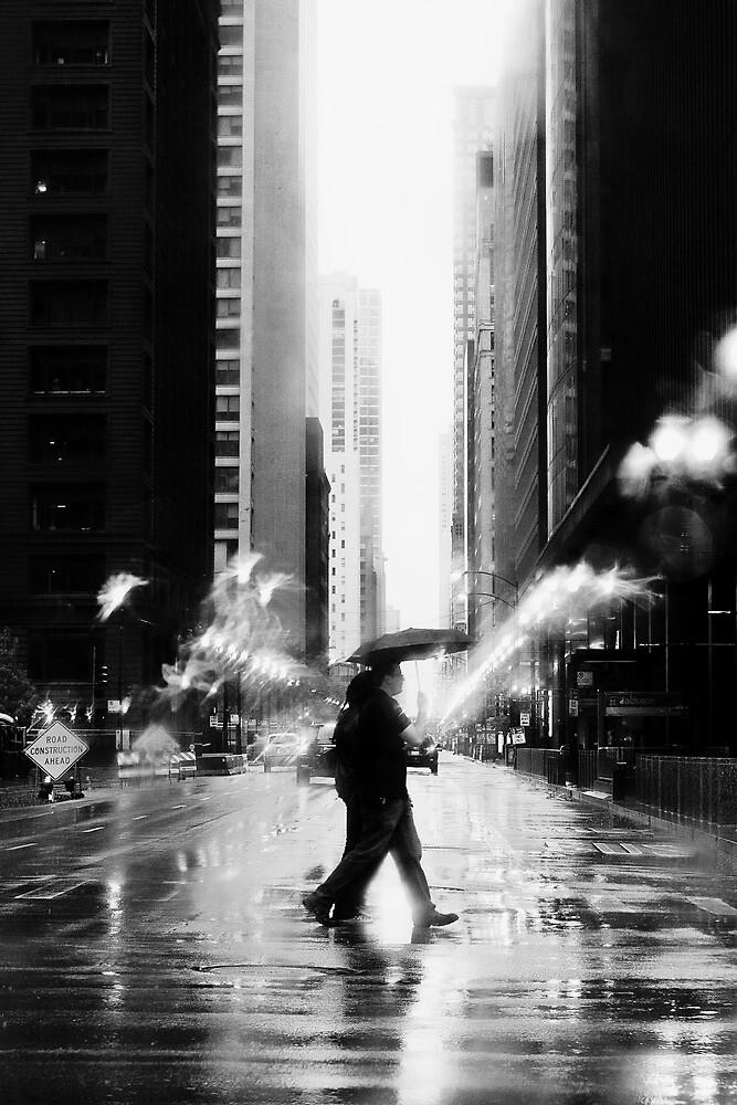 Rainy Stroll by vividpeach