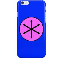 Greendale logo iPhone Case/Skin