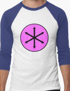 Greendale logo Men's Baseball ¾ T-Shirt