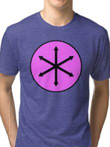 Greendale logo Tri-blend T-Shirt