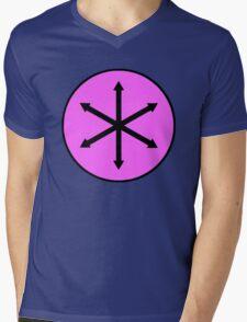 Greendale logo Mens V-Neck T-Shirt