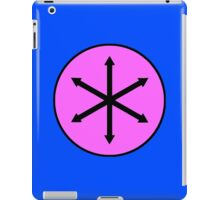 Greendale logo iPad Case/Skin